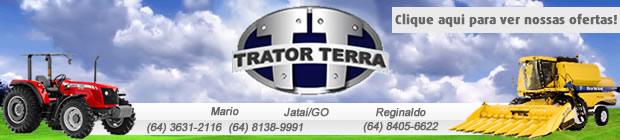 Trator Terra (Jatai)