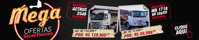 SelecTrucks - Mercedes-Benz