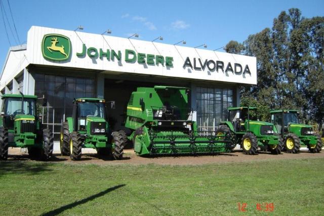 Alvorada - John Deere