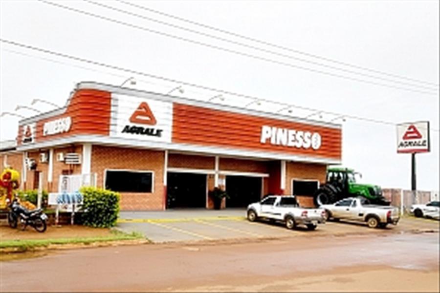 Pinesso Máquinas MT