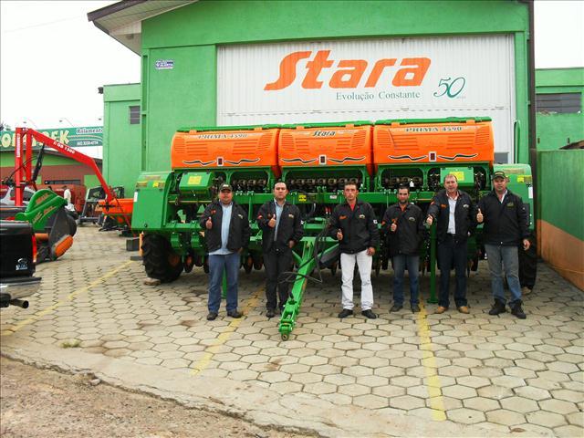 Rolatrek Implementos Agrícolas - Stara