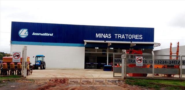 Minas Tratores - Concessionária Landini