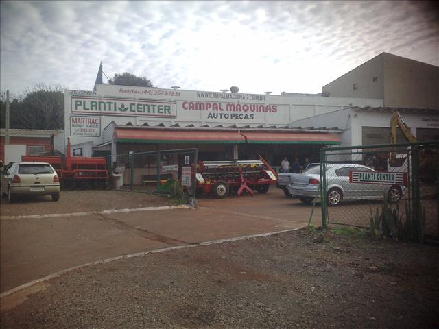 Foto da Loja da Campal Máquinas