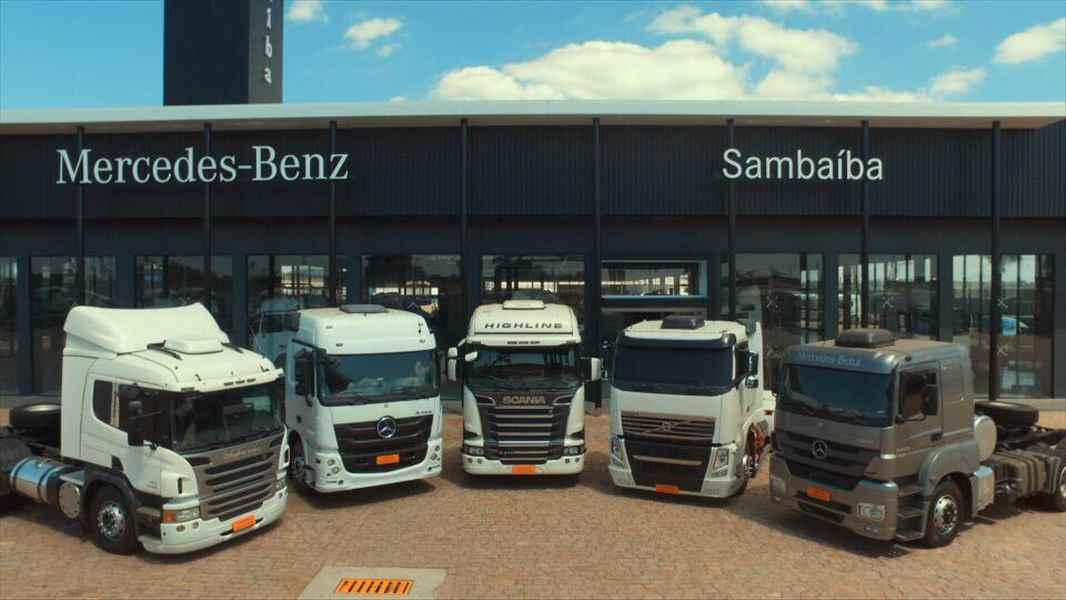 Foto da Loja da Sambaíba Select Seminovos