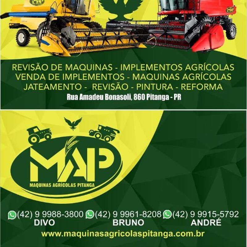 Foto da Loja da Máquinas Agrícolas Pitanga