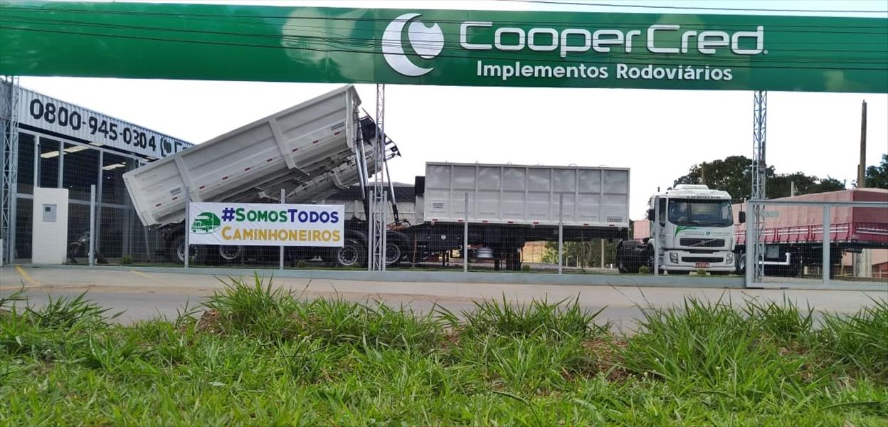 Foto da Loja da Cooper Cred Implementos Rodoviários MG