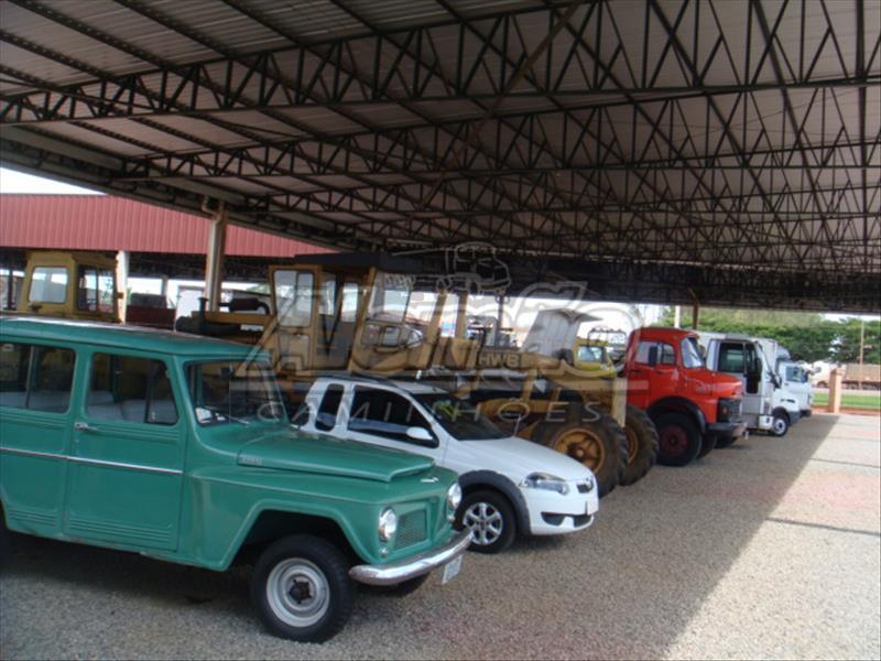 Foto da Loja da Alemão Caminhões MT