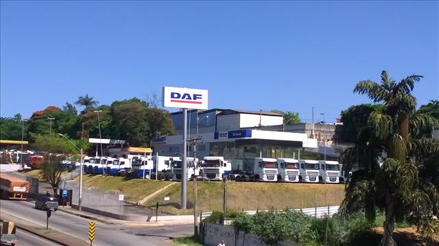 Foto da Loja da Via Trucks - DAF