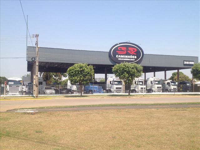 Foto da Loja da S R Caminhões