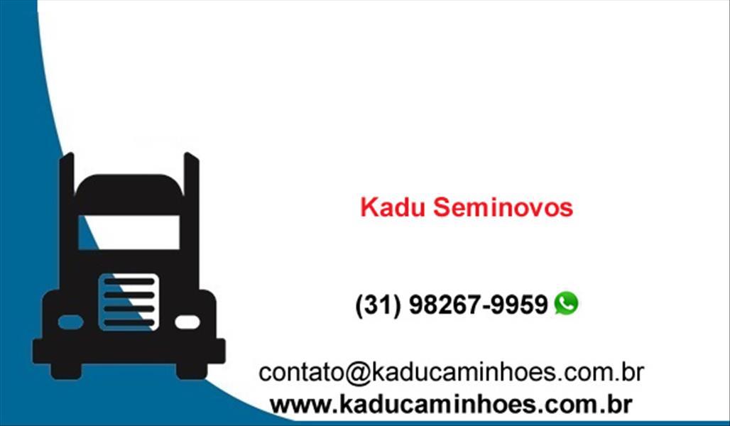 Foto da Loja da Kadu Caminhões e Máquinas