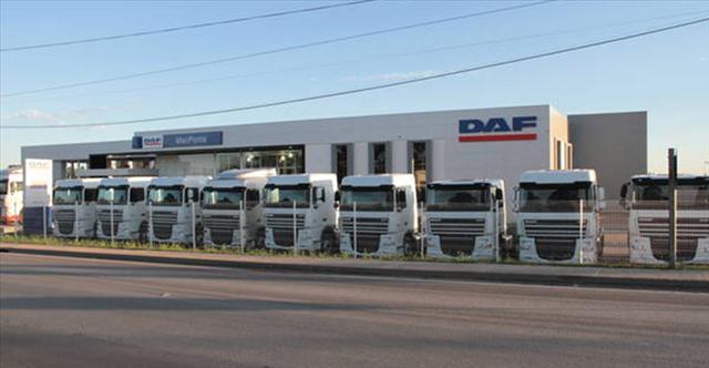 Foto da Loja da MacPonta Caminhões - DAF
