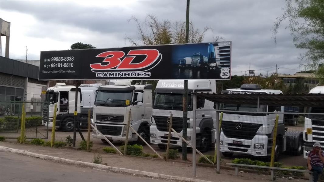 3D Caminhões