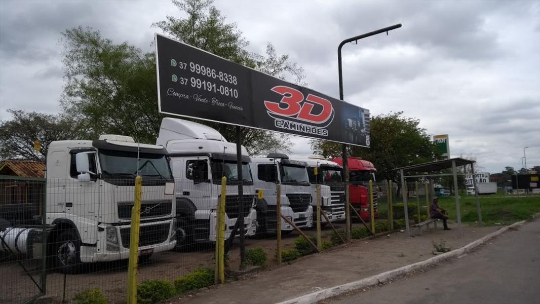 Foto da Loja da 3D Caminhões