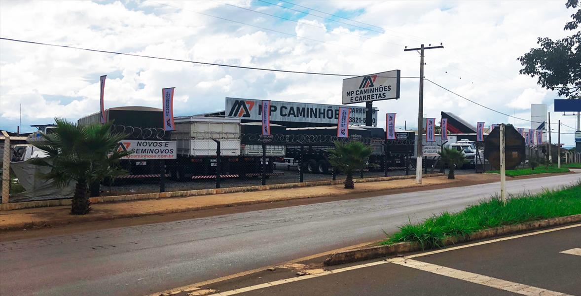 Foto da Loja da MP Caminhões e Carretas