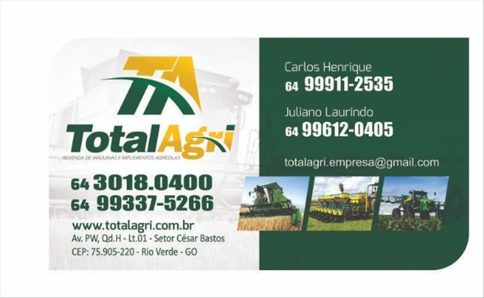 Foto da Loja da Total Agri