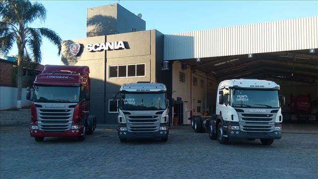 Foto da Loja da Cavese - Scania