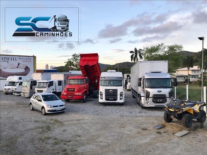 Foto da Loja da SC Caminhões