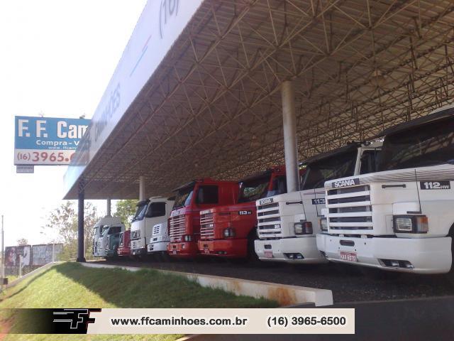 Foto da Loja da FF Caminhões Ribeirão Preto
