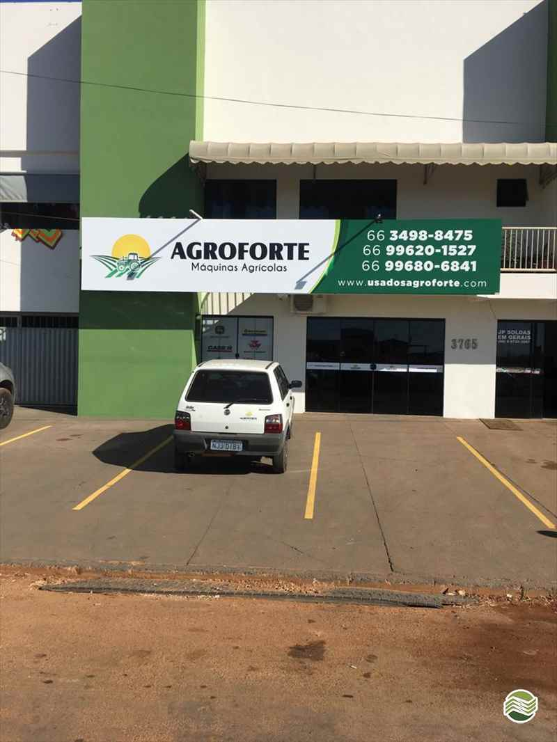 Foto da Loja da Agroforte Máquinas