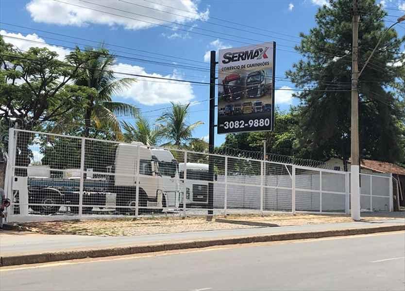 Foto da Loja da Sermax Caminhões