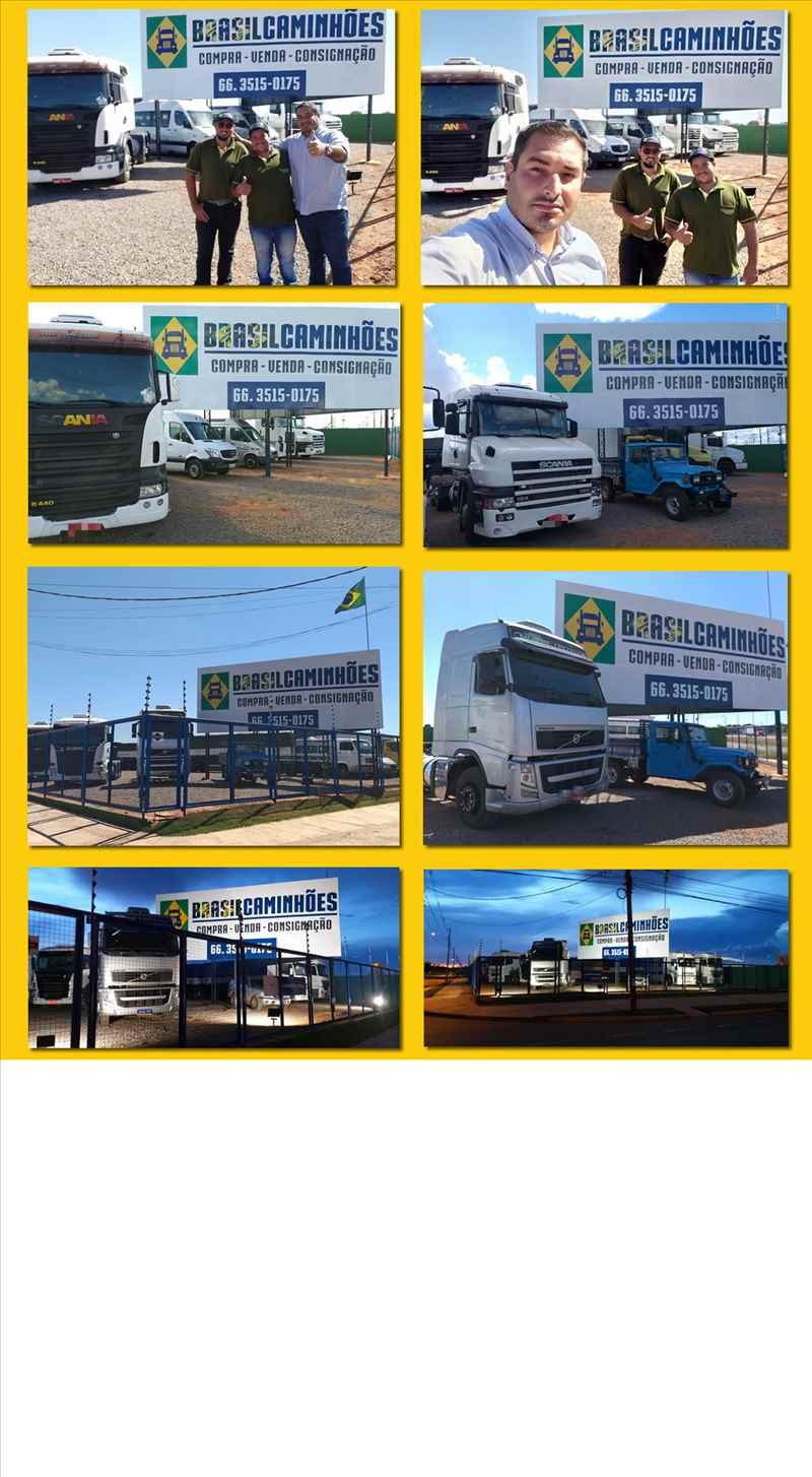 Foto da Loja da Brasil Caminhões Sinop