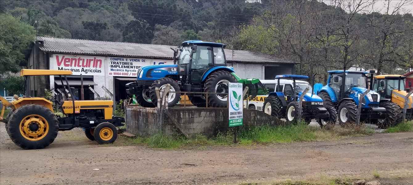 Foto da Loja da Venturin Máquinas Agrícolas