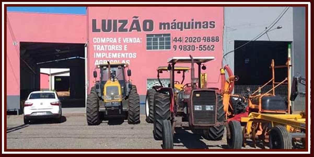 Foto da Loja da Luizão Máquinas Agrícolas