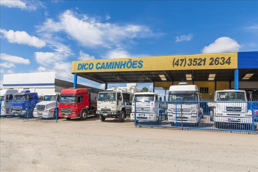 Foto da Loja da Dico Caminhões