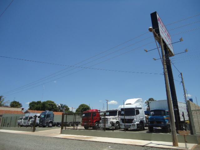 Foto da Loja da Ativa Caminhões
