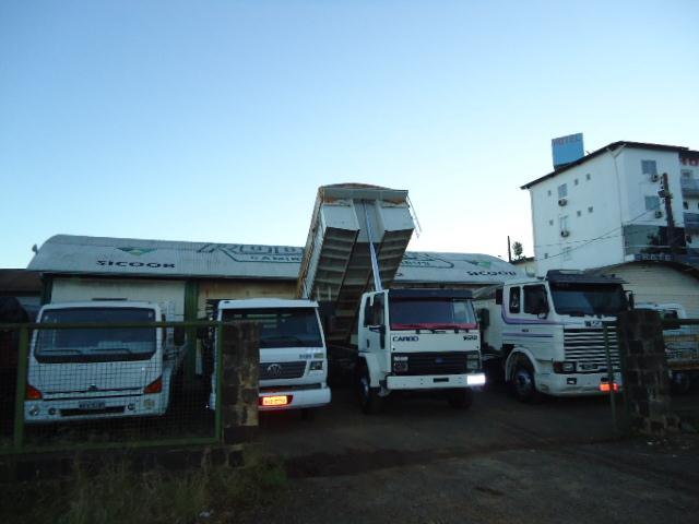 Foto da Loja da Rodocar Caminhões