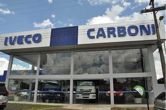 Foto da Loja da Carboni Iveco