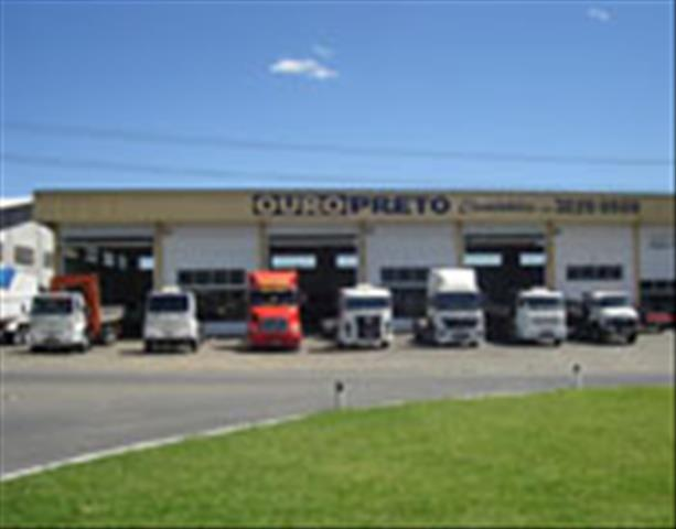 Foto da Loja da Ouro Preto Caminhões