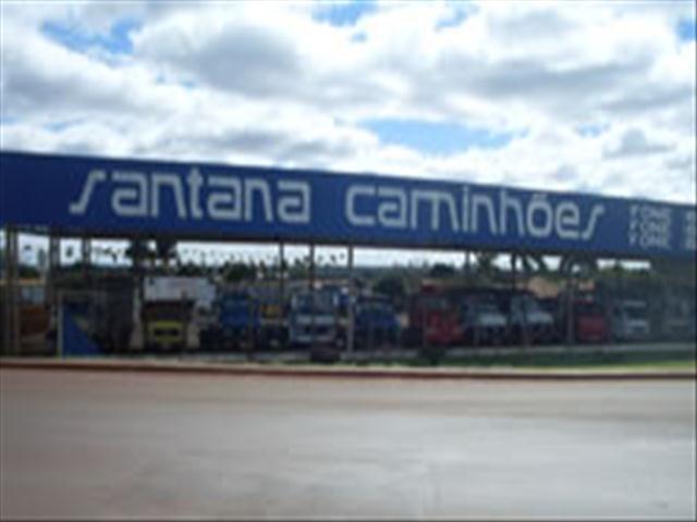 Foto da Loja da Santana Caminhões