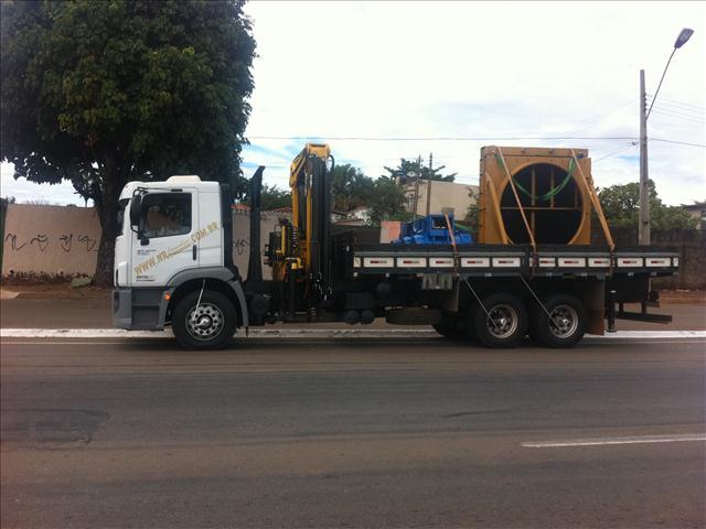 Foto da Loja da NR Caminhões e Guindastes