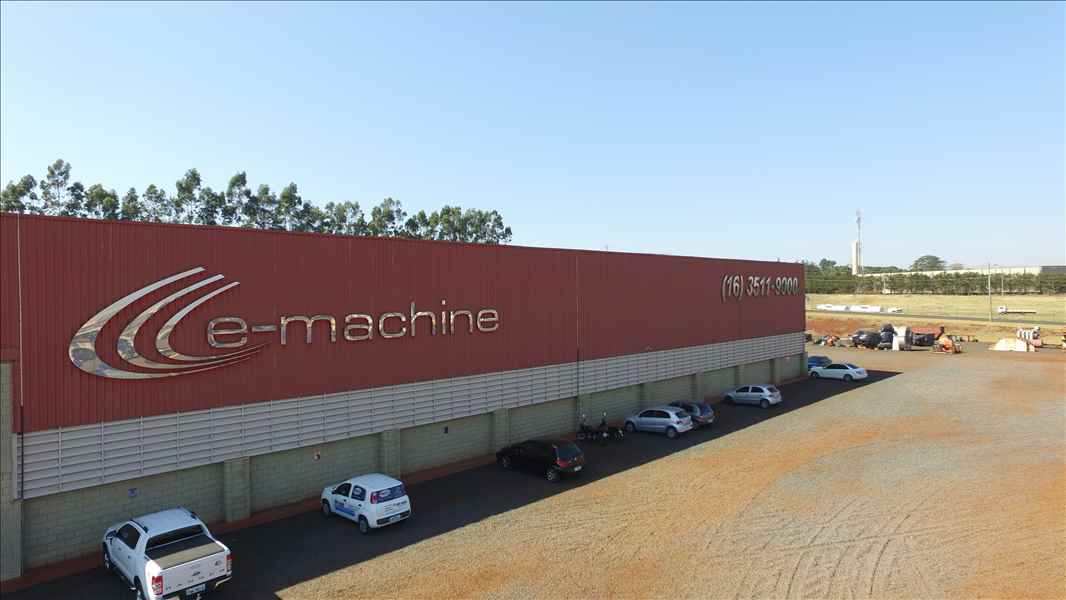 Foto da Loja da E-Machine