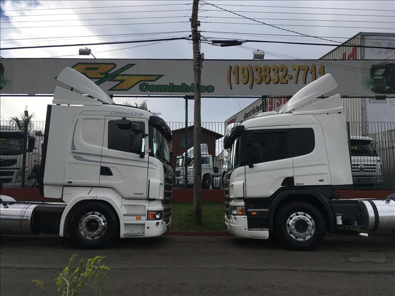 Foto da Loja da RT Caminhões