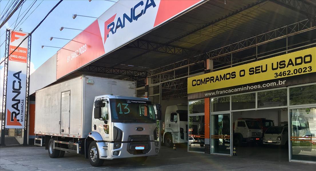 Foto da Loja da França Caminhões