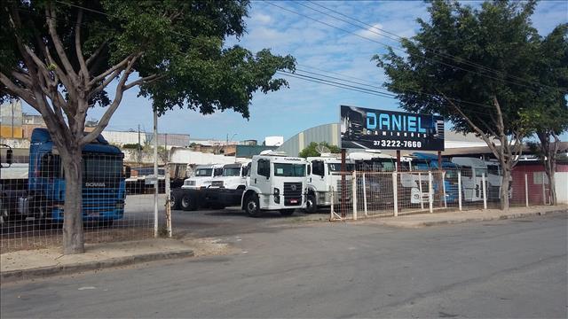 Foto da Loja da Daniel Caminhões