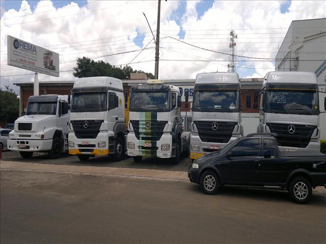Foto da Loja da Rema Caminhões - MS