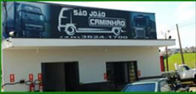 Foto da Loja da São João Caminhão