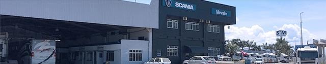Foto da Loja da Mevale - Scania
