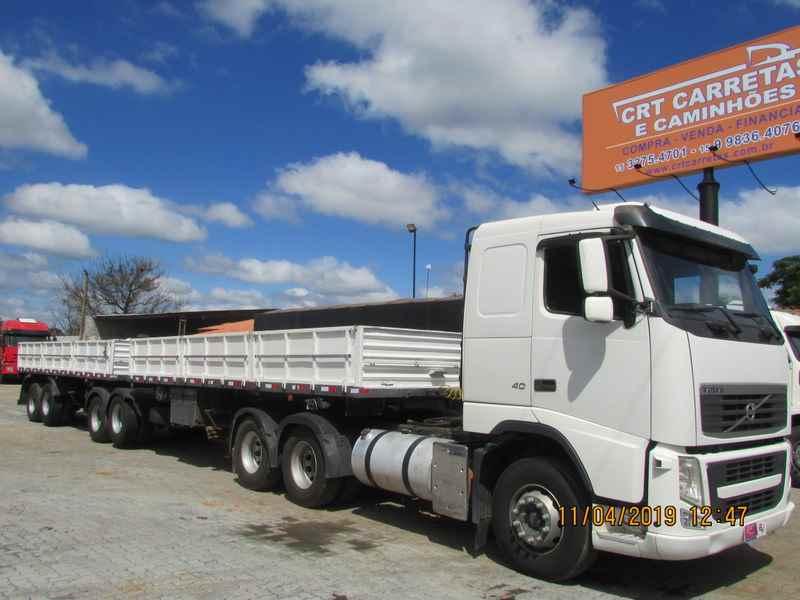 Foto da Loja da CRT Carretas e Caminhões