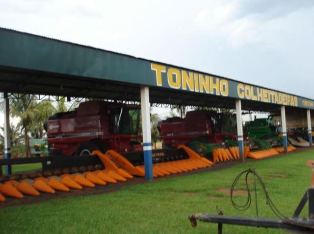 Foto da Loja da Toninho Colheitadeiras