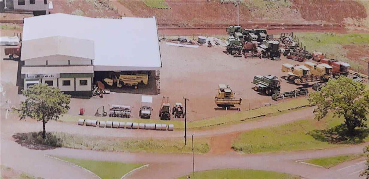 Foto da Loja da Lima Máquinas Agrícolas