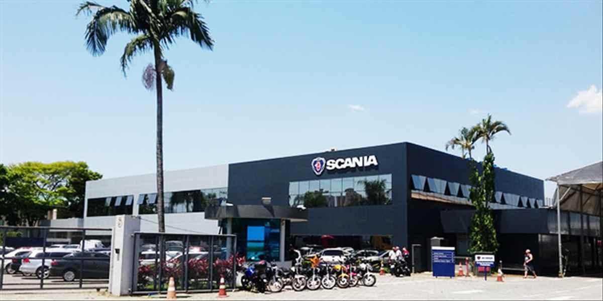 Foto da Loja da Codema Seminovos - Scania