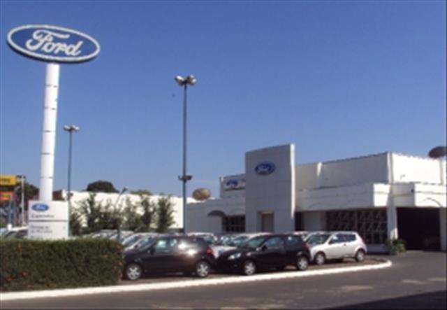 Foto da Loja da Caminho Automóveis e Caminhões - FORD