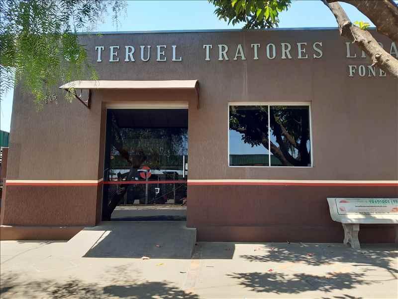 Foto da Loja da Teruel Tratores