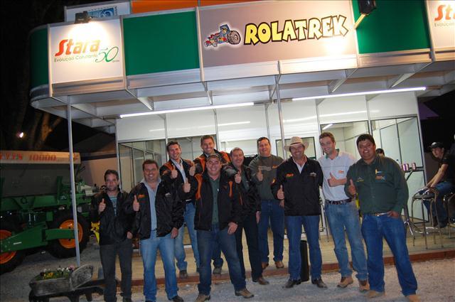 Foto da Loja da Rolatrek Implementos Agrícolas - Stara