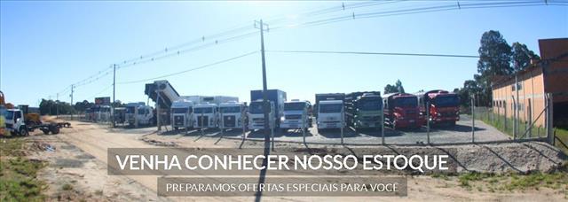 Foto da Loja da G4 Caminhões