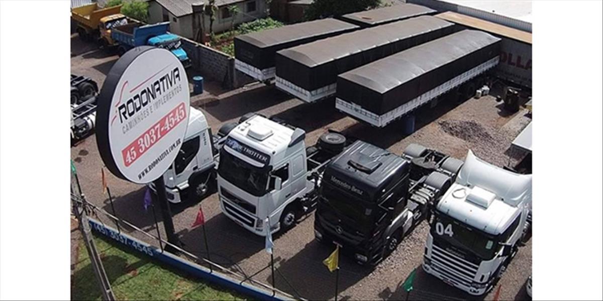 Foto da Loja da Rodonativa Caminhões e Implementos